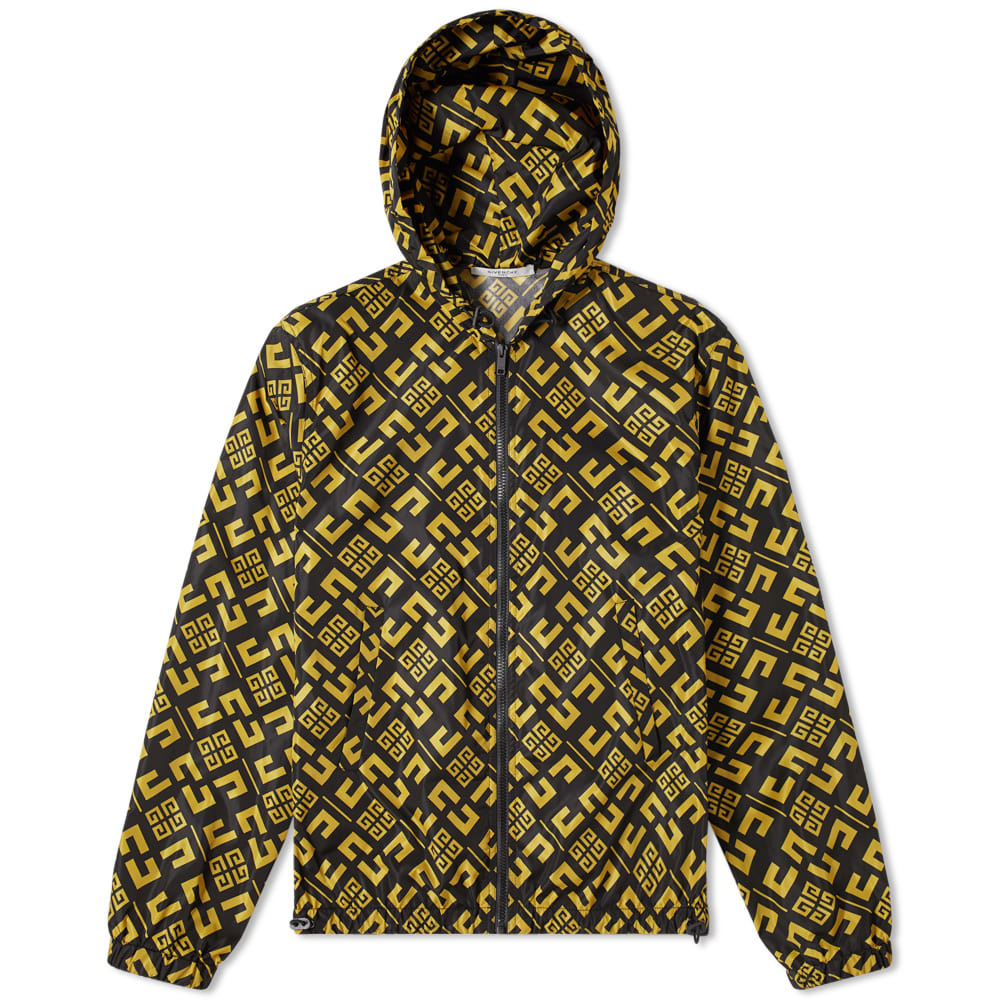 Photo: Givenchy Cubism 4G Windbreaker