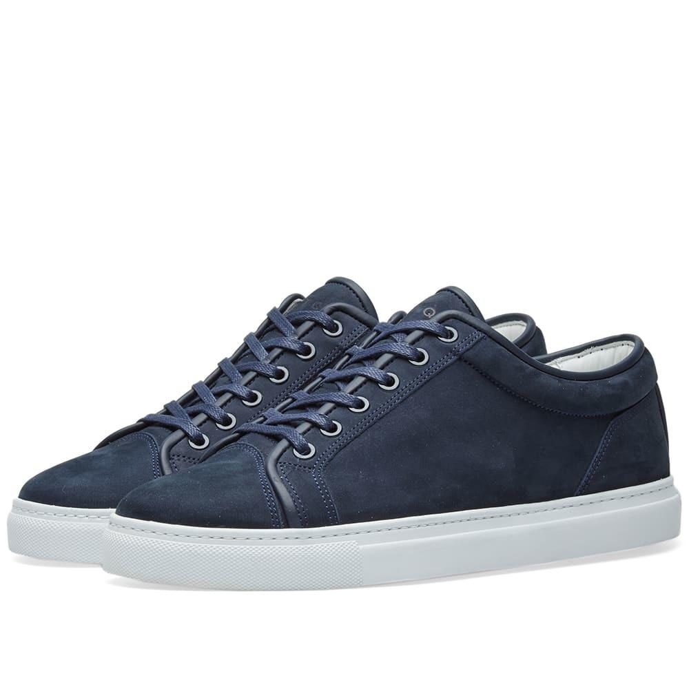 Photo: ETQ. Low Top 1 Sneaker Blue