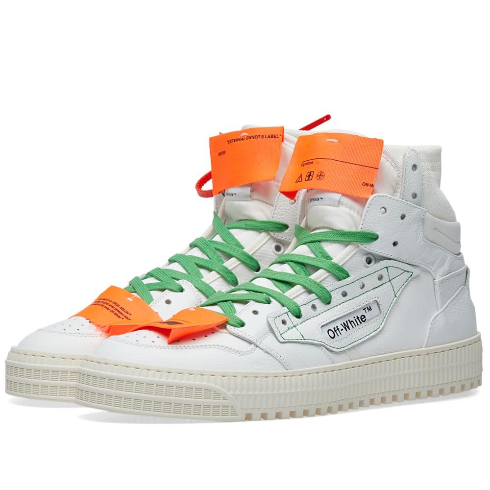 Off-White Low 3.0 Sneaker White Off-White