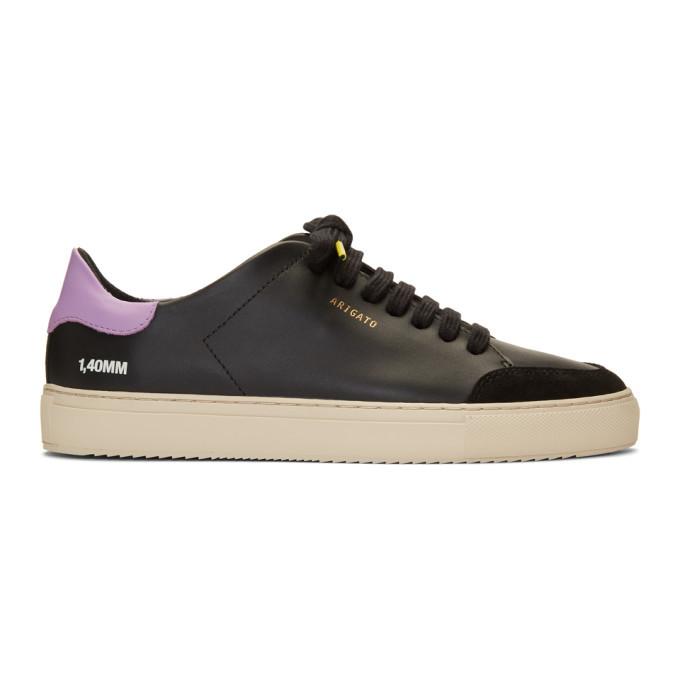 Photo: Axel Arigato Black Clean 90 Sneakers