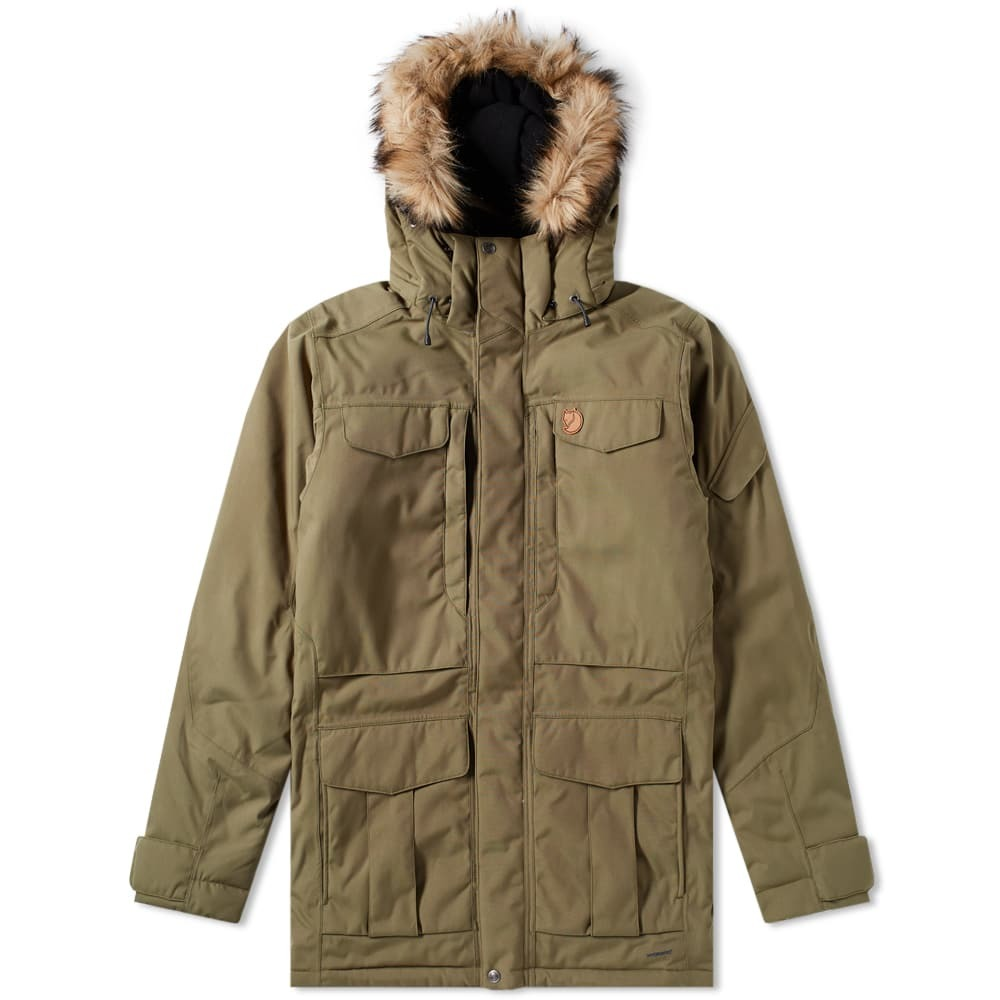 Photo: Fjällräven Yupik Parka Green