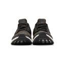 adidas Originals Black and Multicolor UltraBoost Sneakers