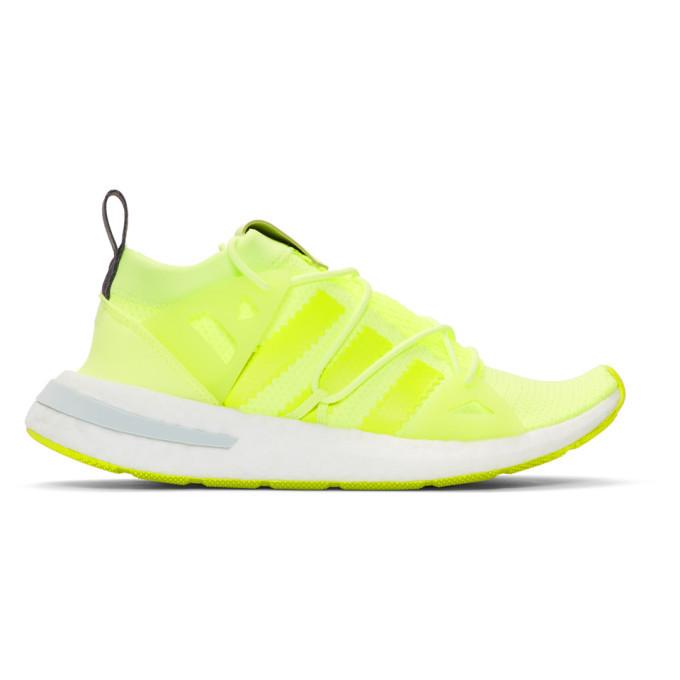 adidas Originals Green ARKYN W Boost Sneakers