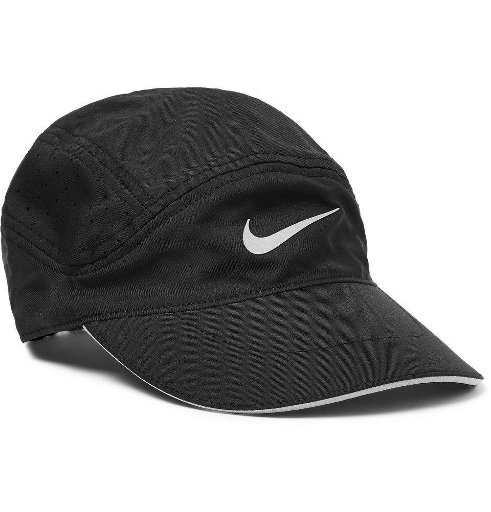 Nike Running - AeroBill Dri-FIT Cap - Men - Black