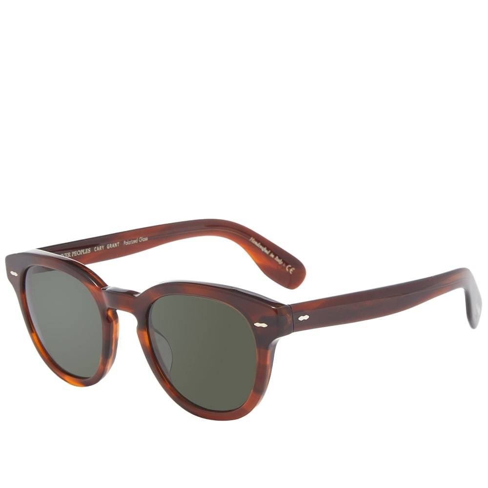Photo: Oliver Peoples  Cary Grant Sunglasses