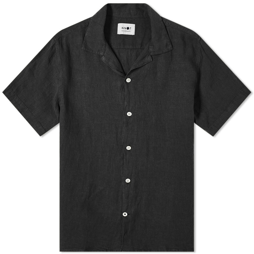 Photo: NN07 Miyagi Linen Vacation Shirt
