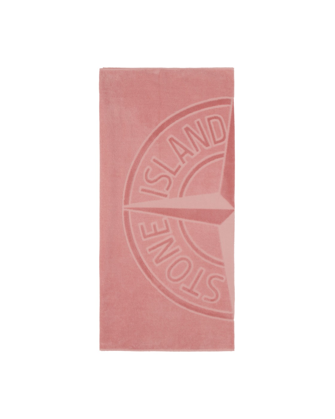 Photo: Stone Island Beach Towel Quartz Pink