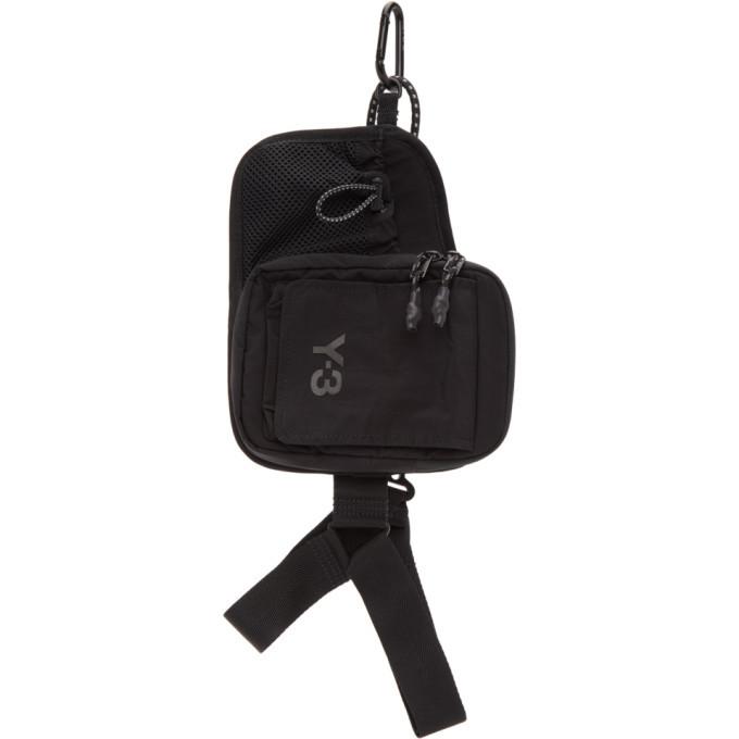 Photo: Y-3 Black Cord CH3 Bum Bag