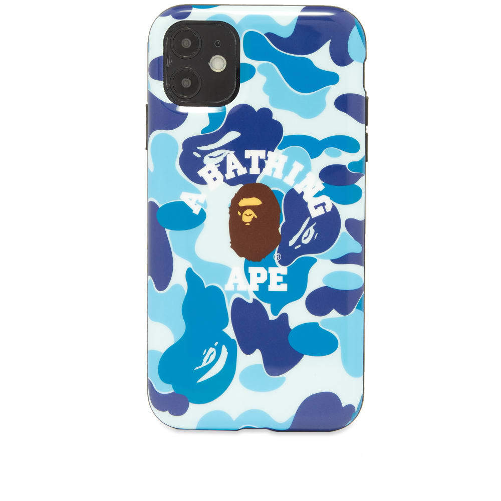 Photo: A Bathing Ape ABC Camo College iPhone 11 Case