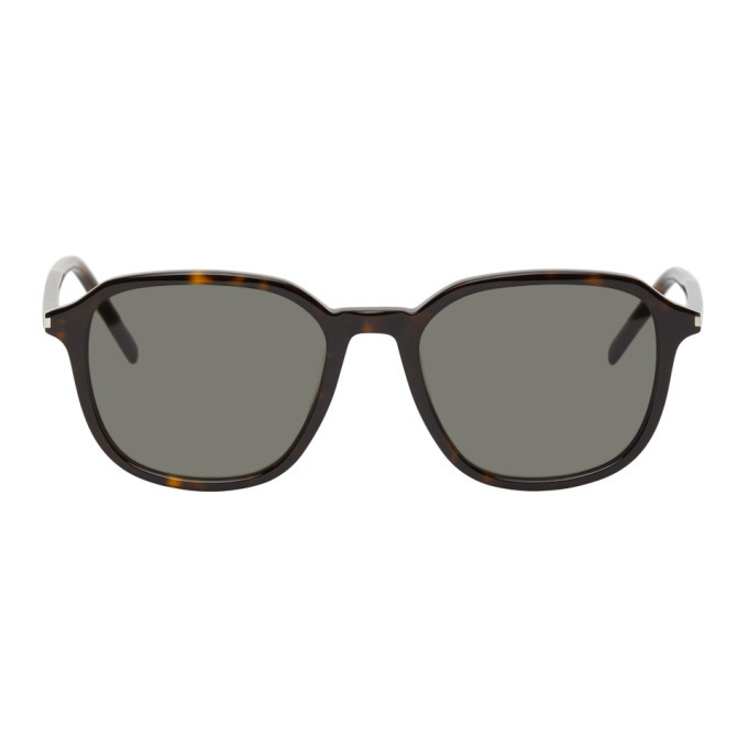 Photo: Saint Laurent Tortoiseshell SL 385 Sunglasses