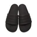 adidas Originals Black Adilette Comfort Slides