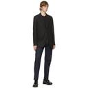 Acne Studios Black Single-Breasted Suit Blazer