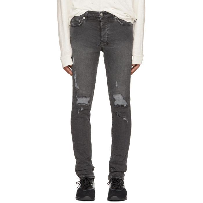 Ksubi Black Travis Scott Edition Stitched Up Chitch Jeans