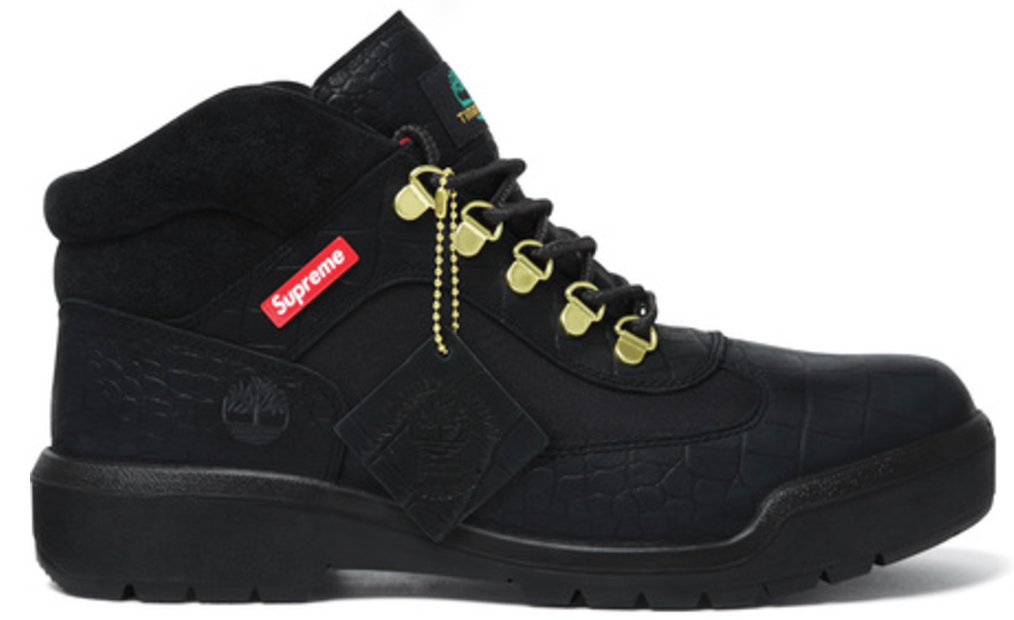Photo: Timberland Field Boot Supreme Black