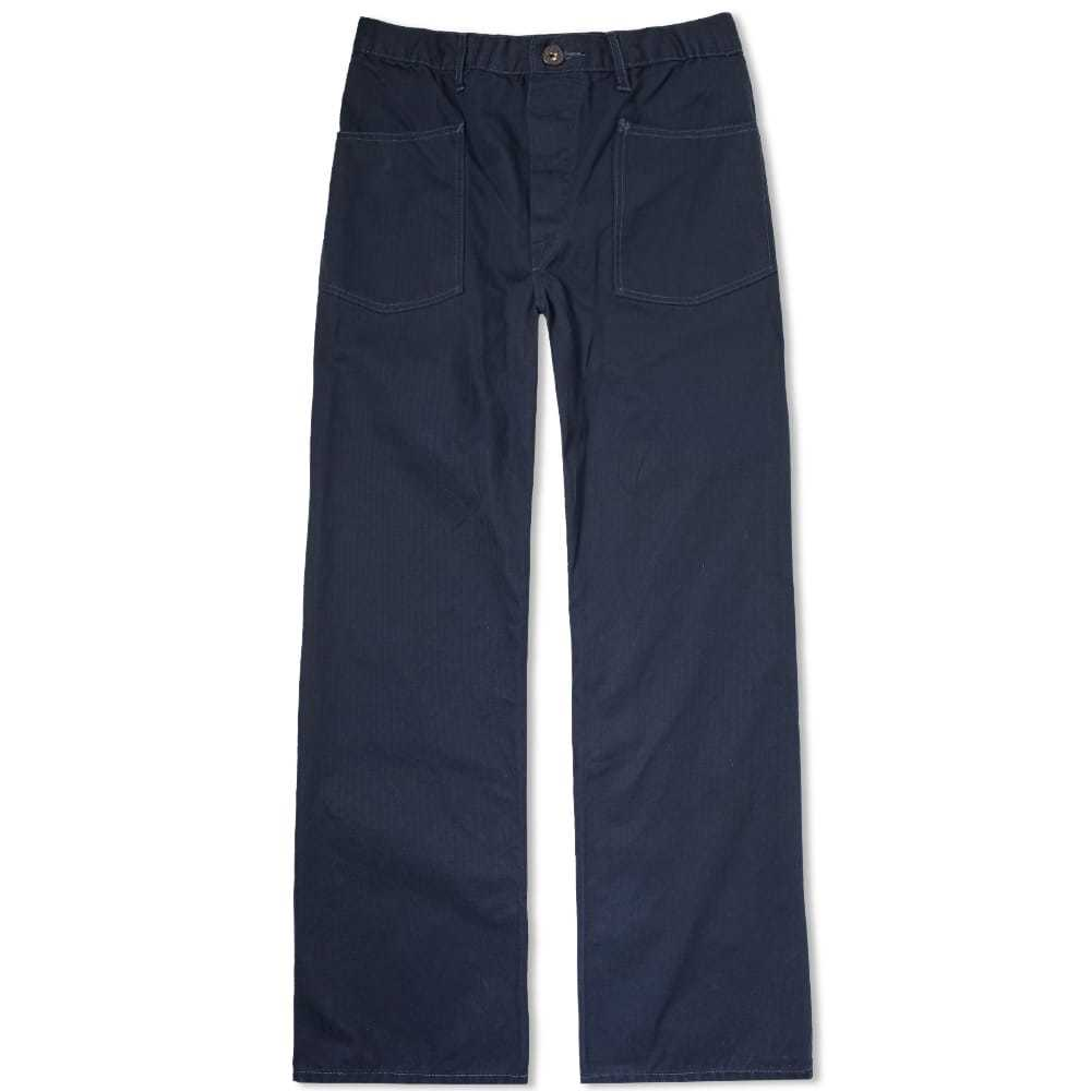 Photo: Post Overalls Army Pants Blue