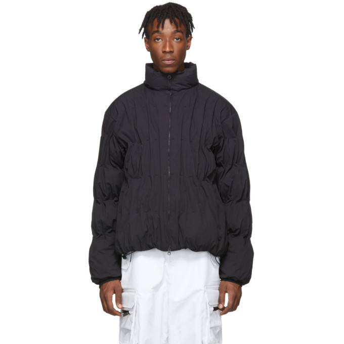 Photo: Post Archive Faction PAF Black Down 2.0 Right Jacket