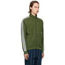 adidas Originals Green Pique Track Jacket