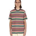 Noah Jacquard Knit T Shirt Multi
