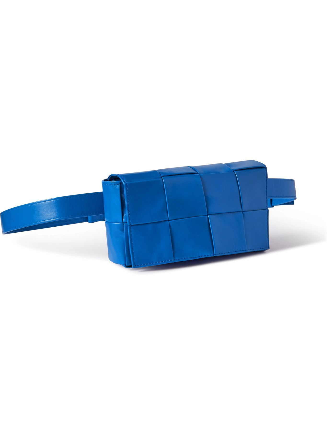 Photo: Bottega Veneta - Intrecciato Leather Belt Bag