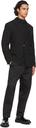 Dunhill Black Half Wrap Blazer