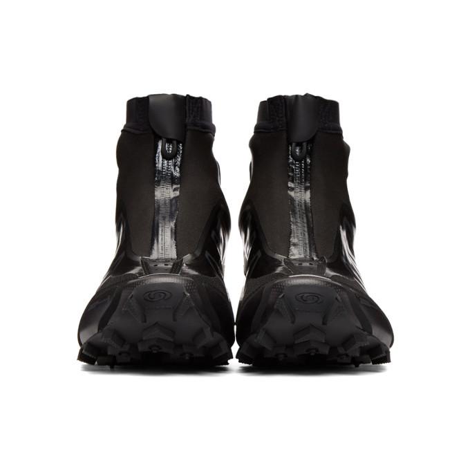 sale retailer 6d80d ede06 Salomon Black Snowcross Advanced LTD Sneakers Salomon