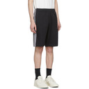 adidas Originals Black Lockup Shorts