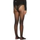 Wolford Black Tummy 20 Control Top Tights