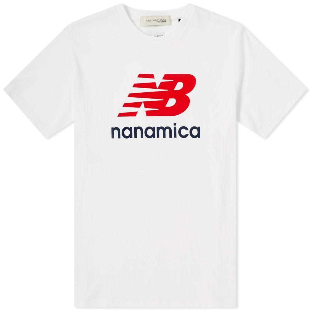 New Balance x Nanamica Coolmax Tee