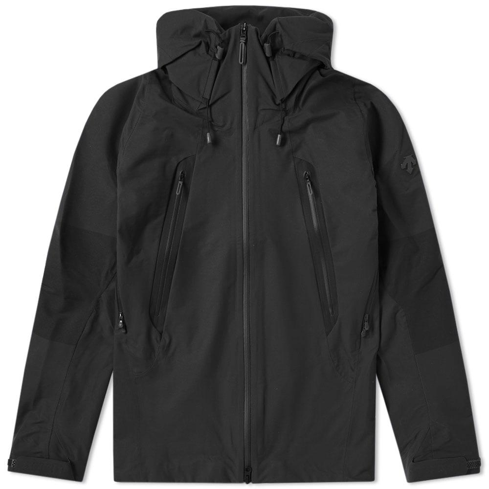 Photo: Descente Allterrain Schematech Shield Active Shell Jacket