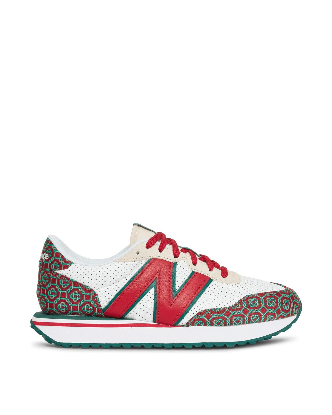Photo: New Balance Casablanca 237 Sneakers