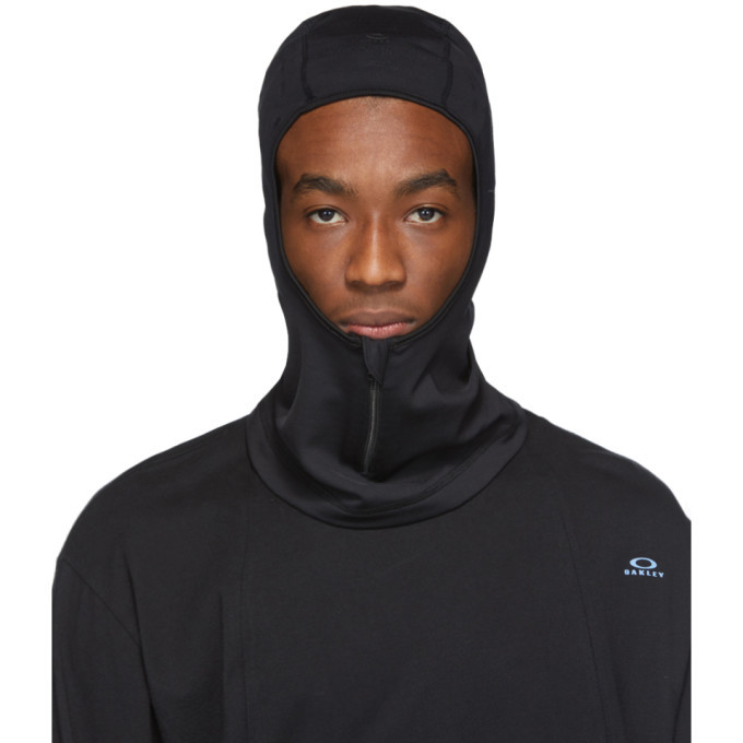 Photo: Oakley by Samuel Ross Black Stretch Balaclava