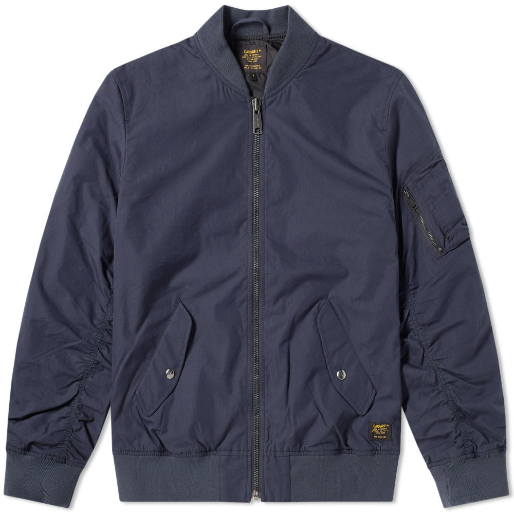 Photo: Carhartt Adams MA-1 Bomber Jacket