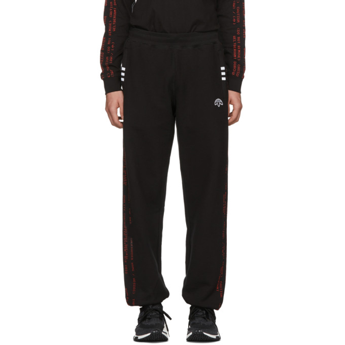 Photo: adidas Originals by Alexander Wang Black AW Jogger Pants