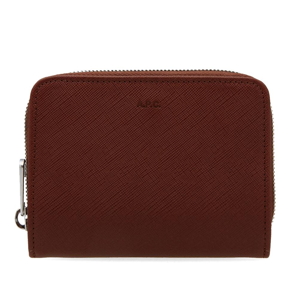 Photo: A.P.C. Compact Zip Wallet