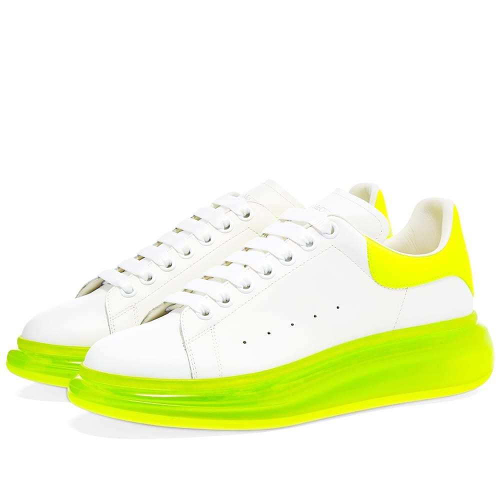 Photo: Alexander McQueen Airsole Fluo Wedge Sneaker