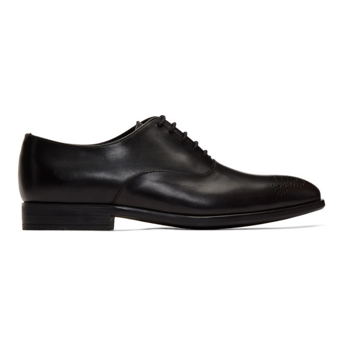 Photo: PS by Paul Smith Black Guy Brogues