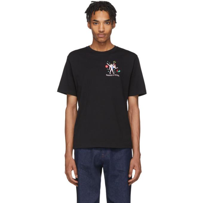 Photo: Carne Bollente Black Bonnie and Clyde T-Shirt