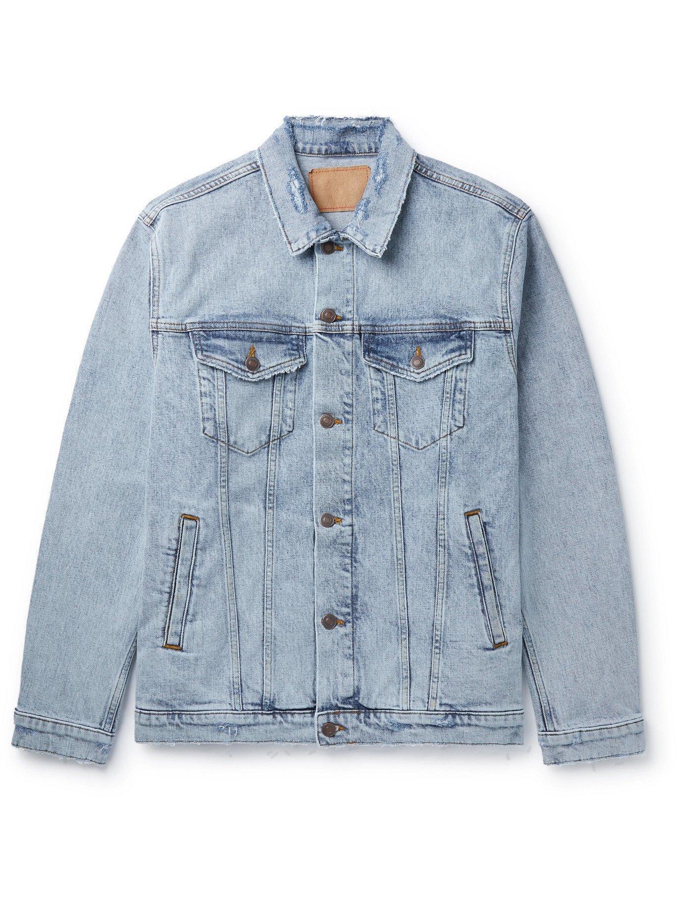 Photo: JEANERICA - Organic Denim Jacket - Blue
