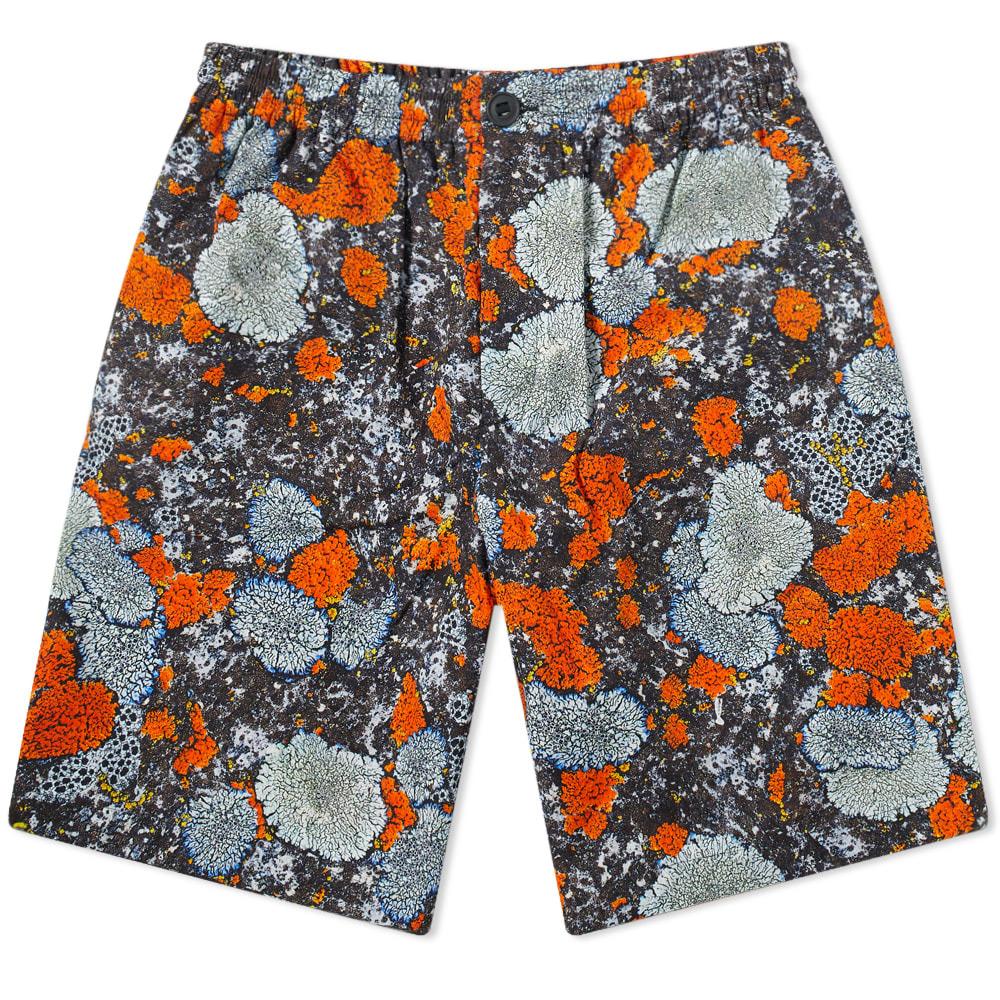 Photo: McQ Lichen Print Shorts
