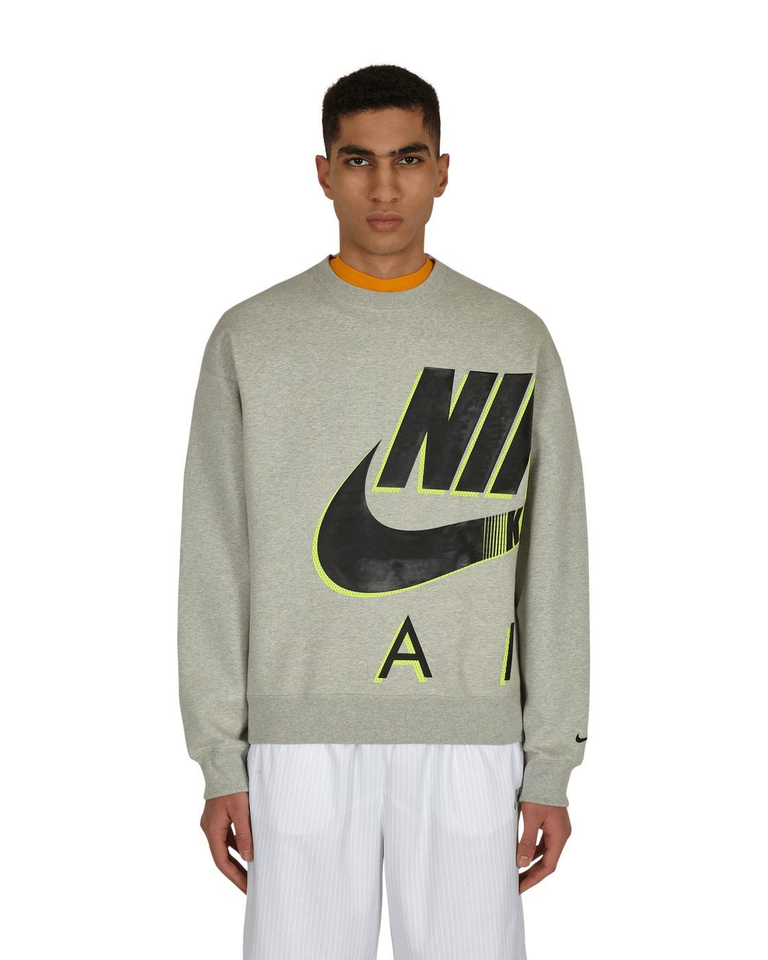 Nike Special Project Kim Jones Crewneck Sweatshirt Grey Heather