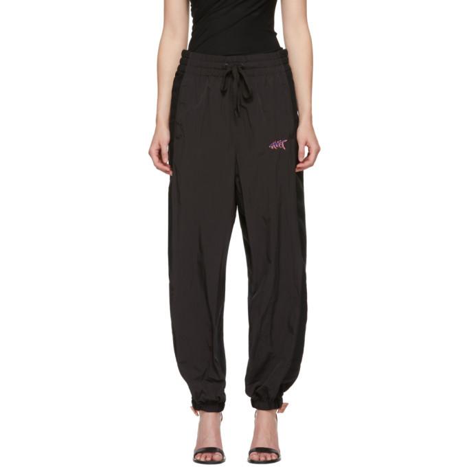 alexanderwang.t Black Washed Lounge Pants