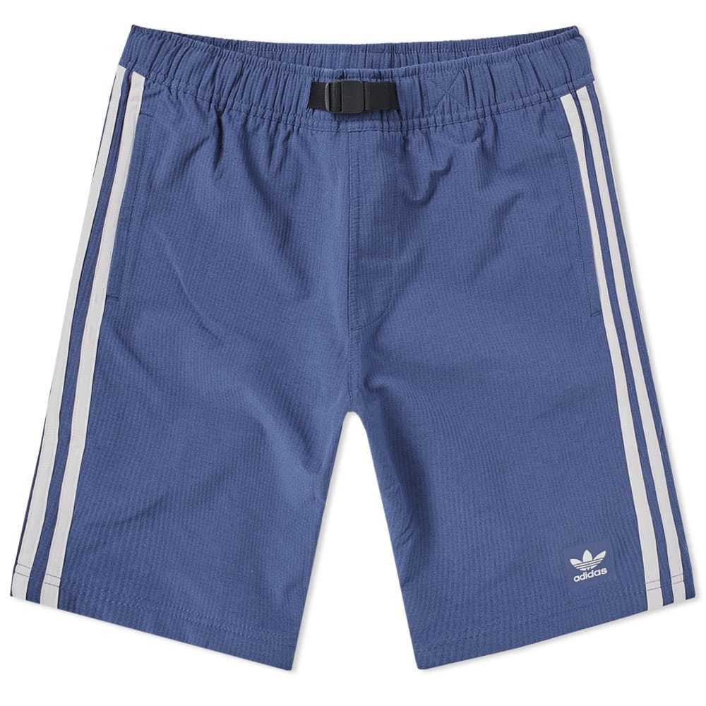 Adidas Aerotech Short Blue