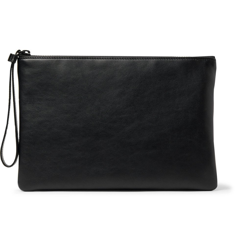 Common Projects - Leather Pouch - Black