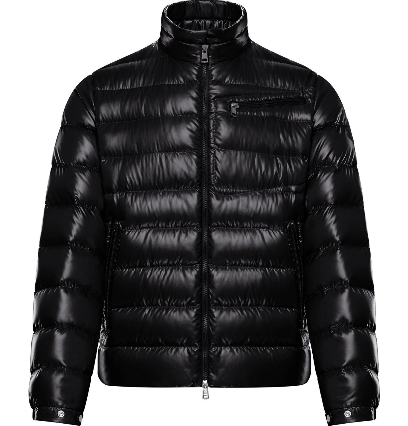 Photo: Moncler Genius - 2 Moncler 1952 Amalthea Quilted Shell Down Jacket - Black