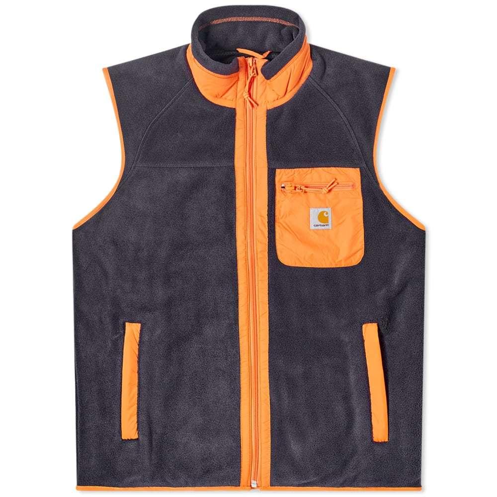 Photo: Carhartt WIP Prentis Vest Liner