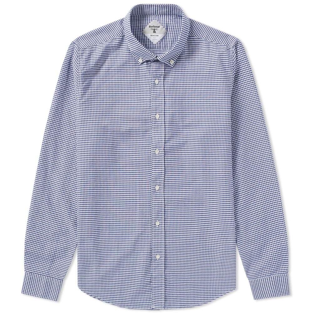 Photo: Barbour Standle Shirt Blue