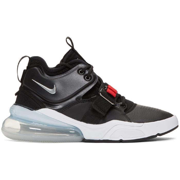Nike Black Air Force 270 Sneakers NikeLab