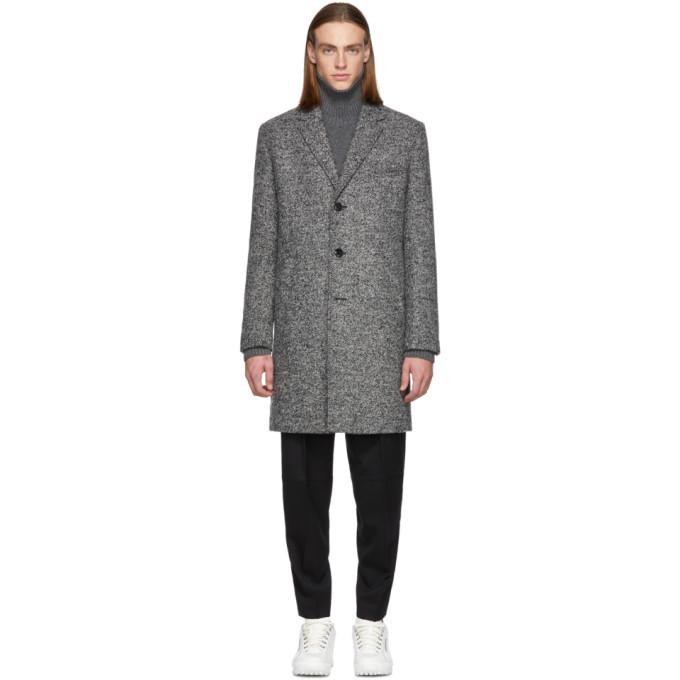 HUGO Mens Malte1841 Suit Jacket