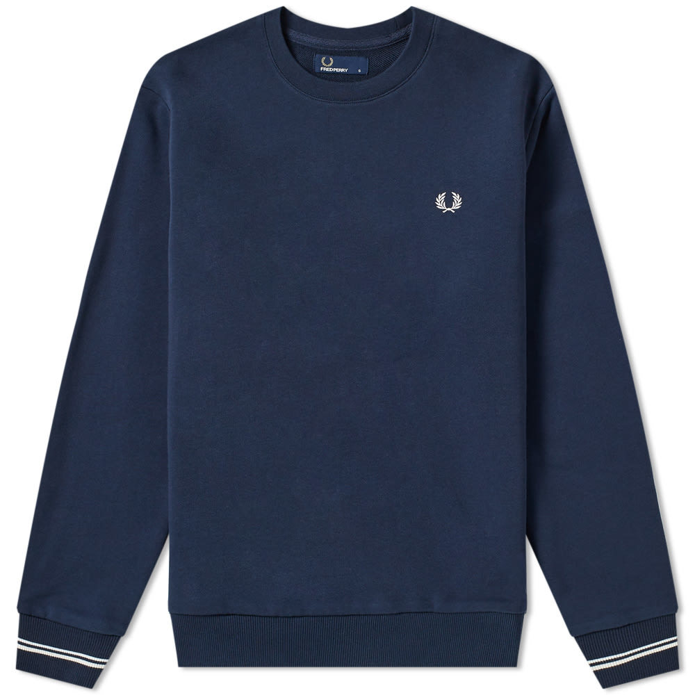 Photo: Fred Perry Crew Sweat