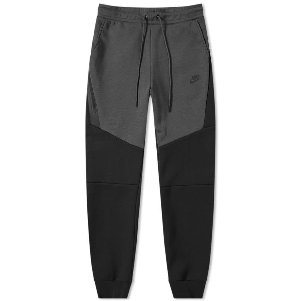 Photo: Nike Tech Fleece Jogger Black & Anthracite